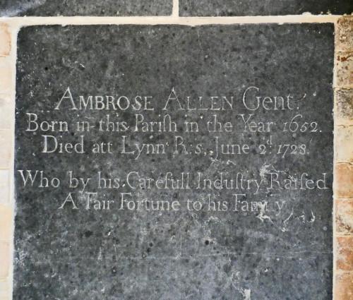 Ambrose Allen Gent