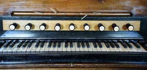Organ manual